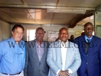 Visit of Governor of South Kivu and the UN Representative in Minembwe, Sept 2018